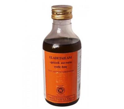 Массажное масло Элади Тайлам Коттаккал (Eladi thailam Kottakkal) 200 мл