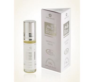 Арабские масляные духи Blanc от Al Rehab, 6 мл.