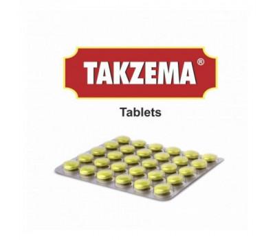 Такзема Чарак - против экземы, Takzemа Charak Pharma, 30 таб