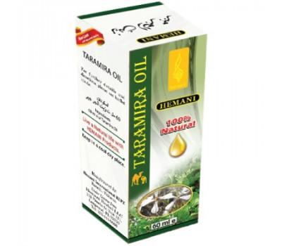 Масло усьмы Taramira oil Hemani 60 мл для густоты волос