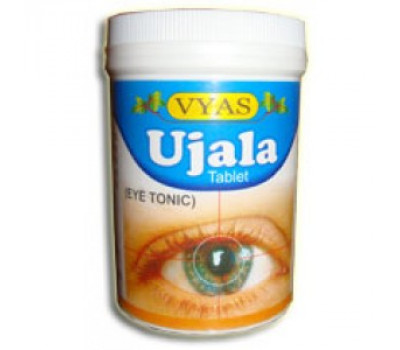 Уджала- тоник для глаз/ Ujala Vyas, 100 таб.
