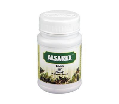 Алсарекс Alsarex Charak 40 таб - Антацидные и противоязвенные таблетки