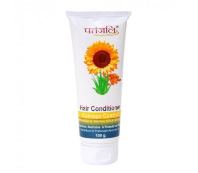 Защитный кондиционер для волос Patanjali Damage Control 100 гр