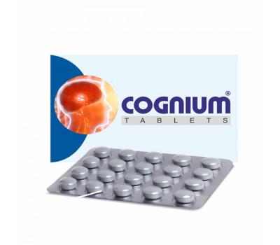 Когниум Чарак Cognium Charack 20 таб. - улучшает память, концентрацию и внимание.