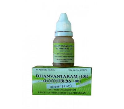 Дханвантарам Dhanvantaram Kottakkal (101) 10 мл