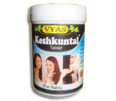 Кешкунтал- для волос /Keshkuntal Vyas, 100 таб.