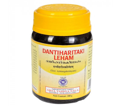 Дантихаритаки Dantiharithaki Leham AVS Kottakkal 200 гр