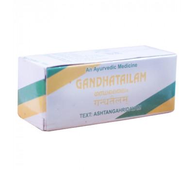 Гандха тайлам Gandha Tailam Kottakkal 10 мл