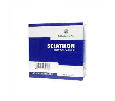 SCIATILON Soft Gel Nagarjuna Скиатилон 100 капс