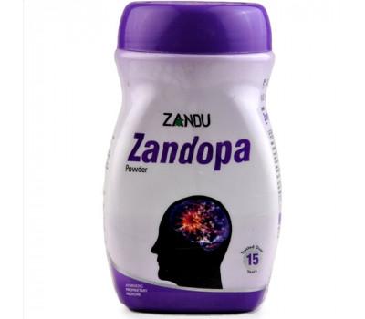 Zandopa Zandu - При болезни Паркинсона 200 гр.