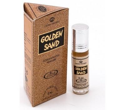 Арабские масляные духи Golden Sand от Al Rehab, 6 мл