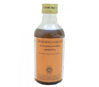 """Масло """"Махабала тайлам"""" (Mahabala Thailam Kottakkal) 200 мл"""