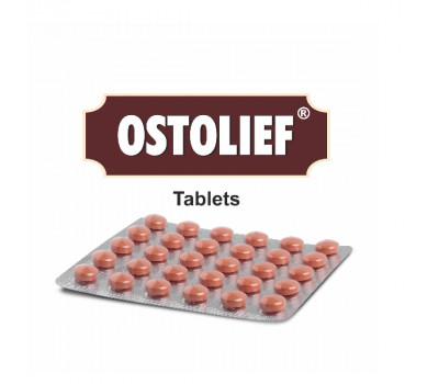 Остолиф Ostolief Charak Pharma - лечение остеоартроза 30 таб.