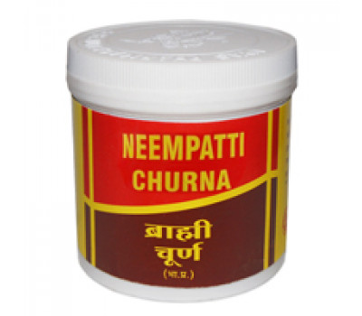 Ним Патти Чурна- природный очиститель крови/ Neempatti Churna Vyas, 100 гр.