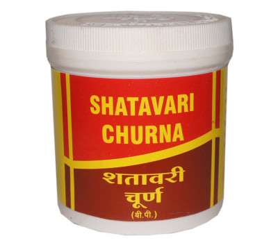 Шатавари Чурна - омоложение оранизма, Shatavari Churna Vyas, 100 гр.