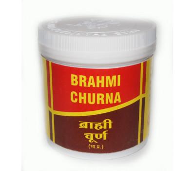 Брахми (Брами) Чурна - ТОНИК ДЛЯ МОЗГА /Brahmi Churna Vyas, 100 гр.