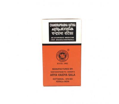 Чандрапрабха ватика – Chandraprabha vatika Kottakkal 100 таб