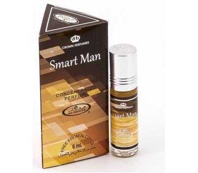 Арабские масляные духи Smart Man от Al Rehab, 6 мл