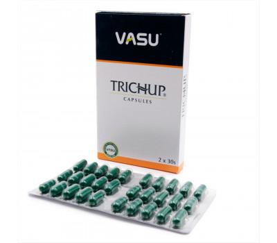 Тричуп- для роста волос / Trichup Hair Nourishment Vasu, 60 капсул