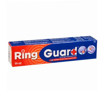 Крем Ринг Гард -ПРОТИВОГРИБКОВЫЙ/ Ring Guard Cream, 12 гр.